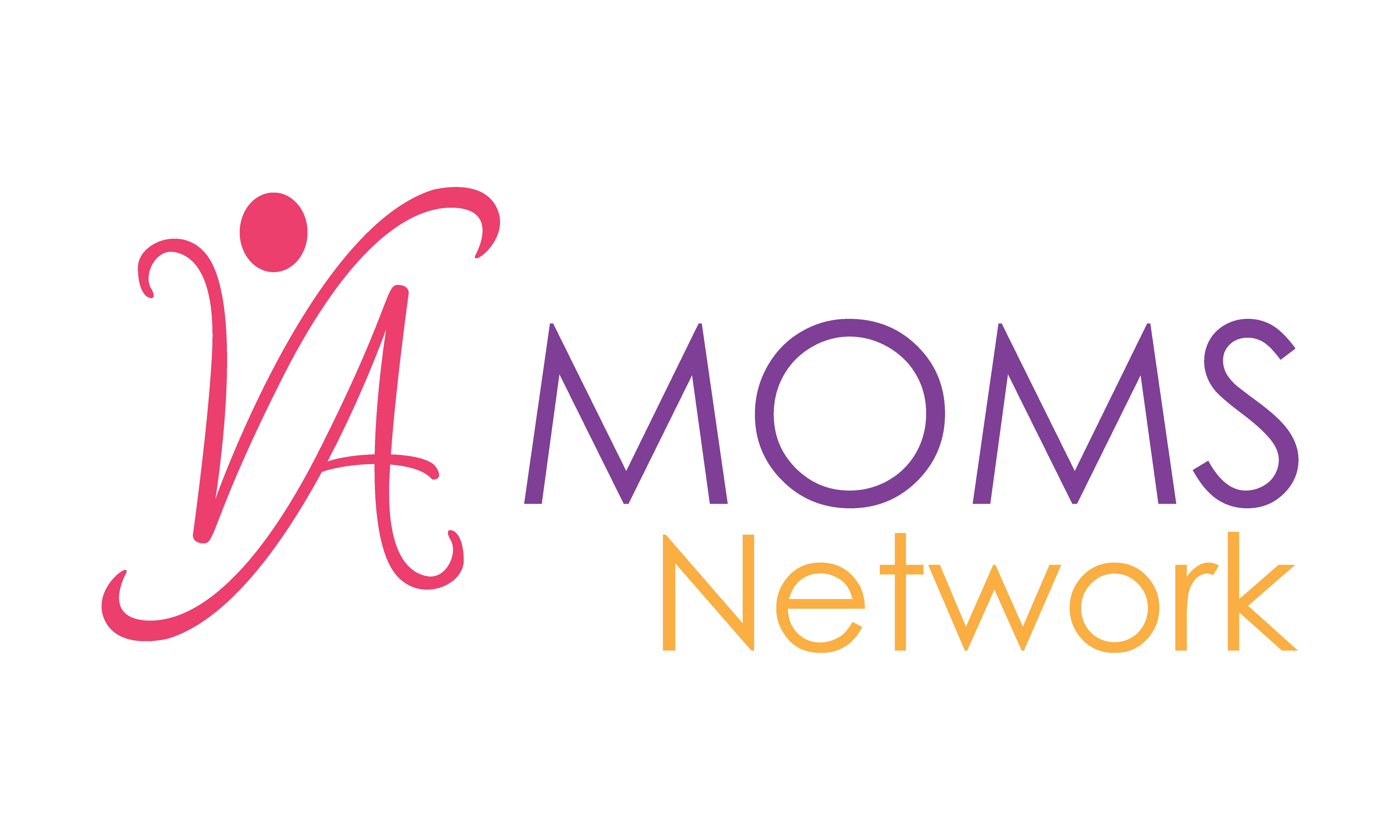 Footer Logo: VA Moms Network