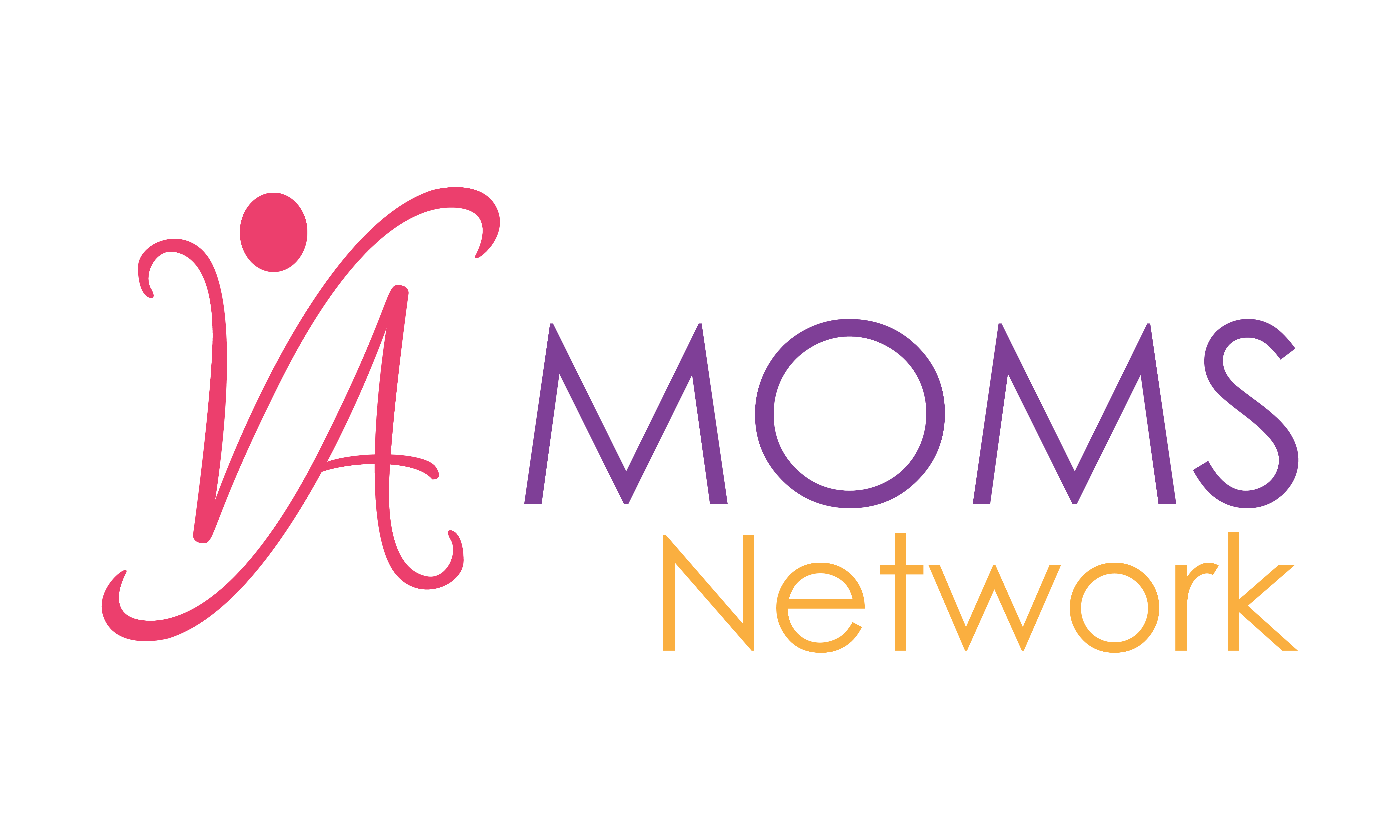 Footer Logo: VA Moms Network